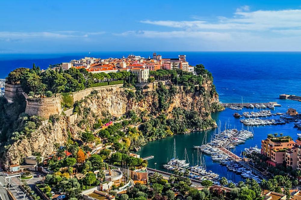 Découverte de la Principauté de Monaco