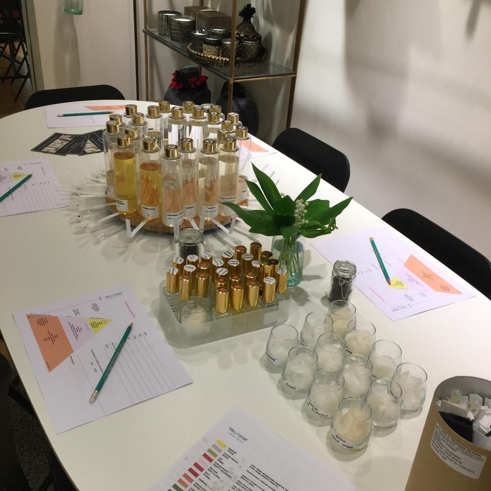 Atelier Parfum, Créez Votre Parfum