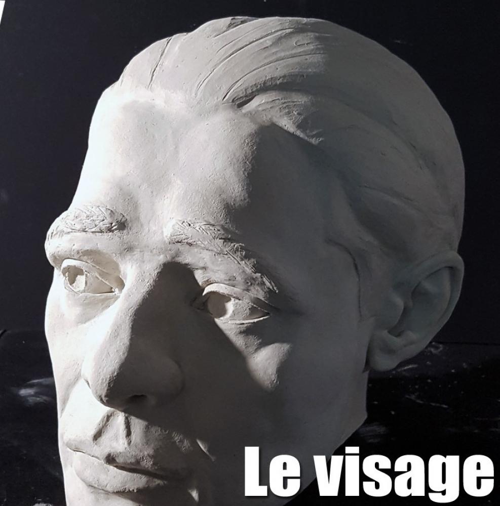 Masterlass de modelage - LE VISAGE