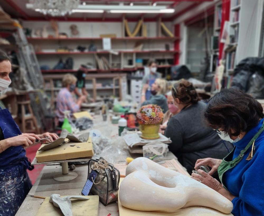 Atelier Sculpture Modelage