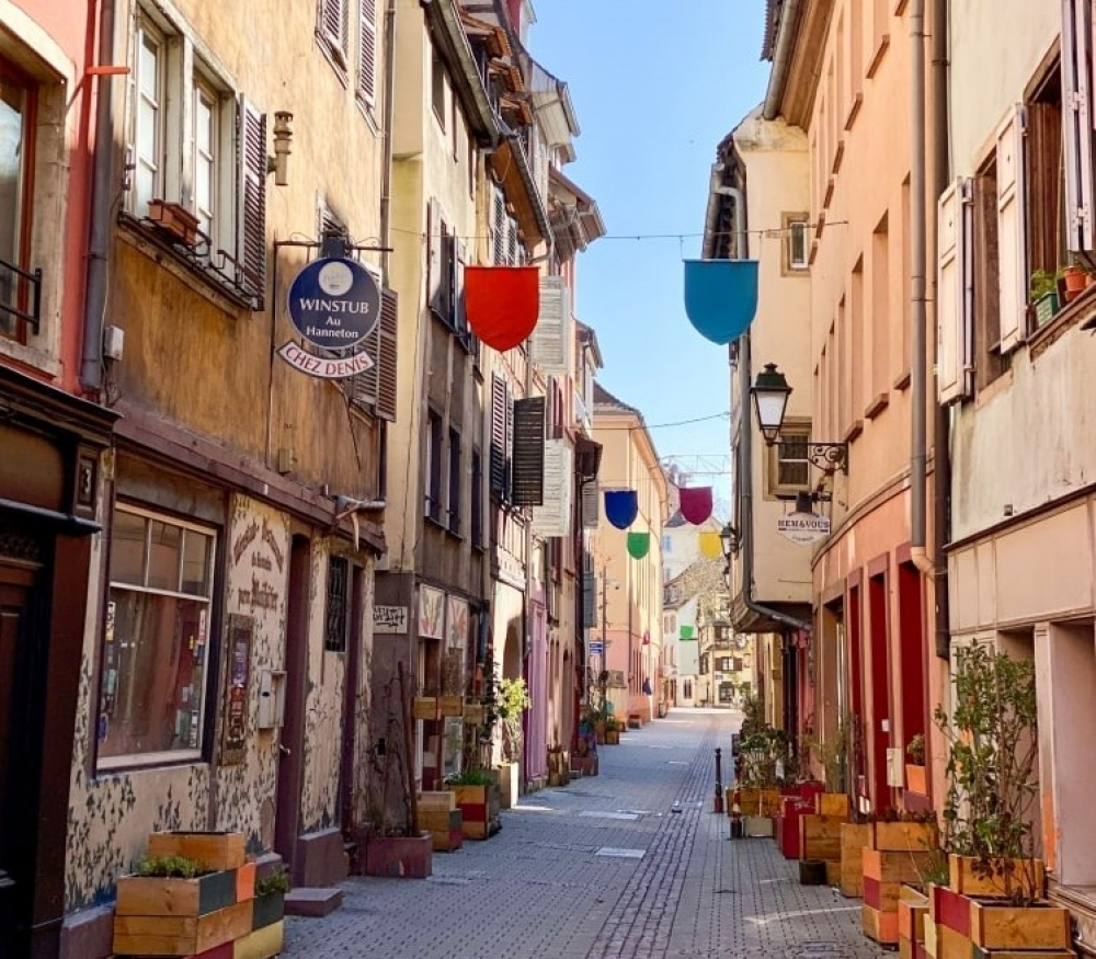 Strasbourg Photo Tours à Deux - la Krut'
