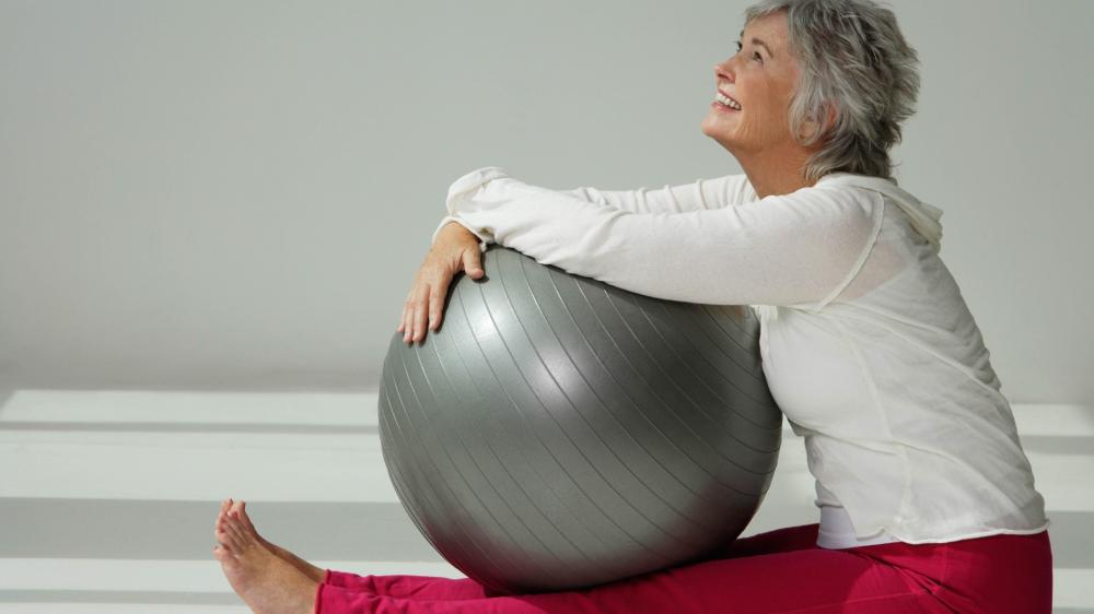 Cours de postural ball