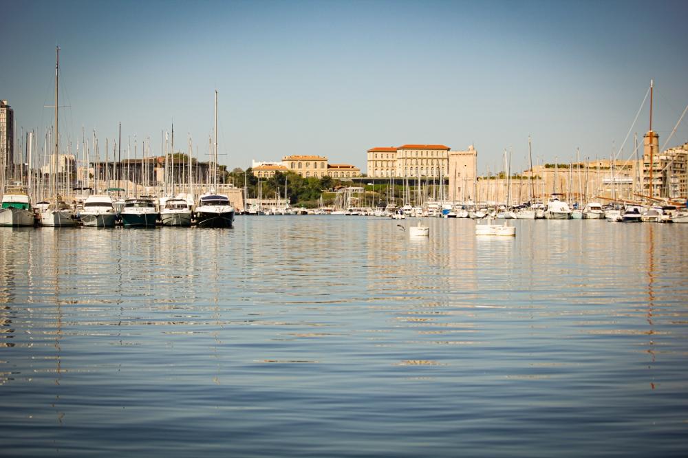 Le Vieux-Port, cœur de Marseille