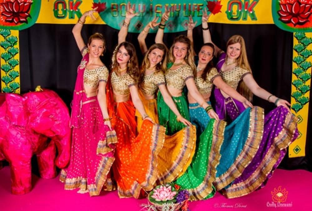 Danse Bollywood Rani- Paris