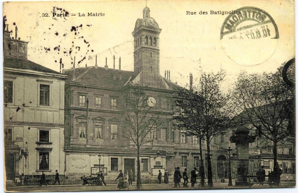 Village des Batignolles