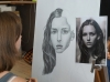 Masterclass Dessin et Peinture - Le Portrait à Grasse