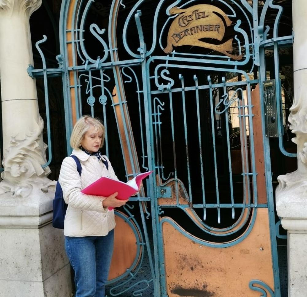 Sur les pas d'Hector Guimard dans le quartier d'Auteuil nord
