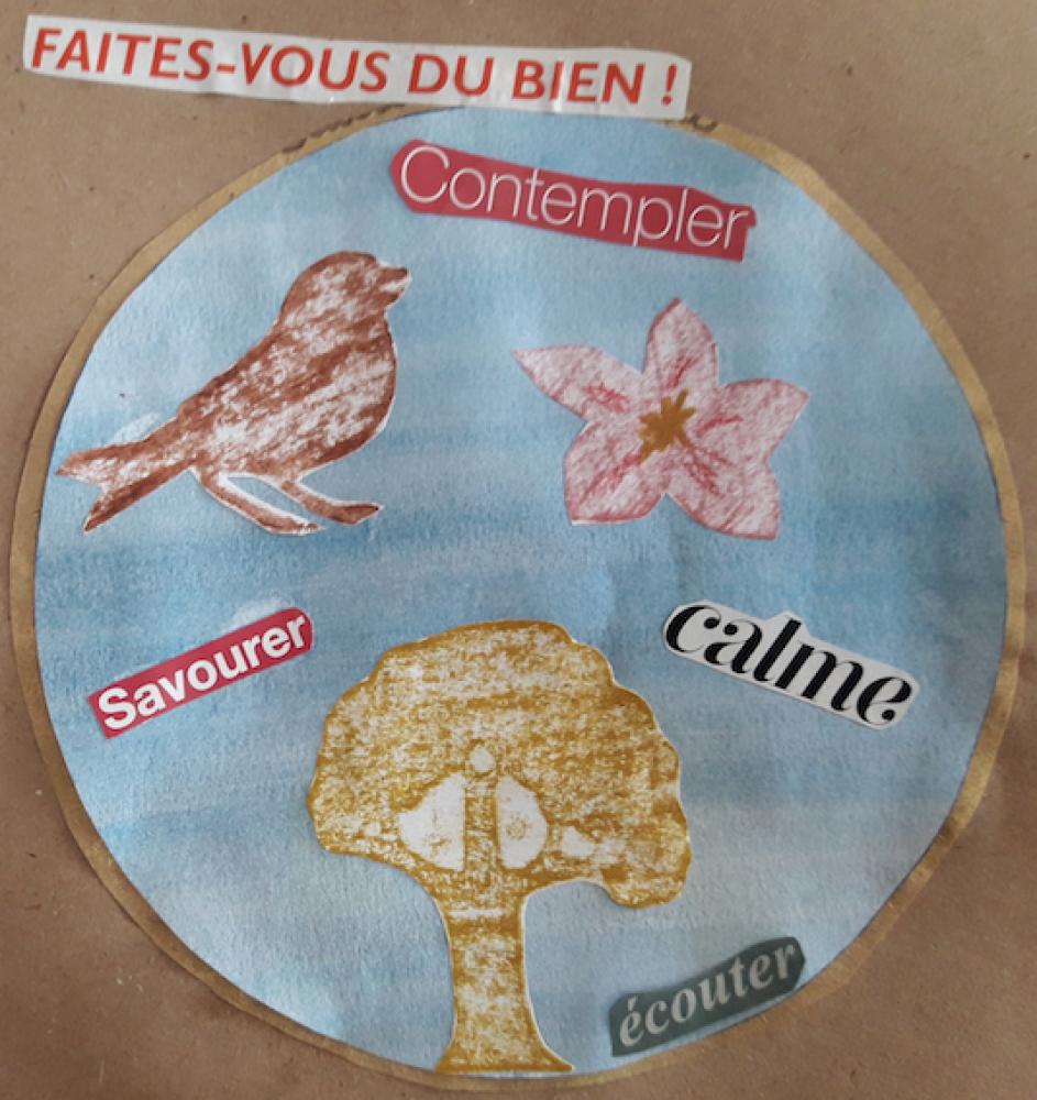 """Pleine Présence Et Poésie Avec Le Journal Créatif\"""""""