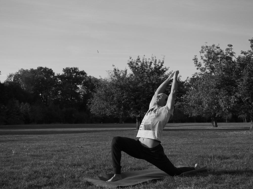 Cours de yoga avec Raphaël à Fresnes