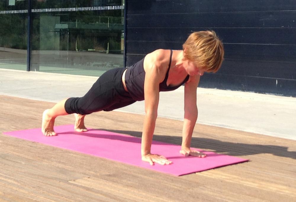 Cours de Pilates tout public