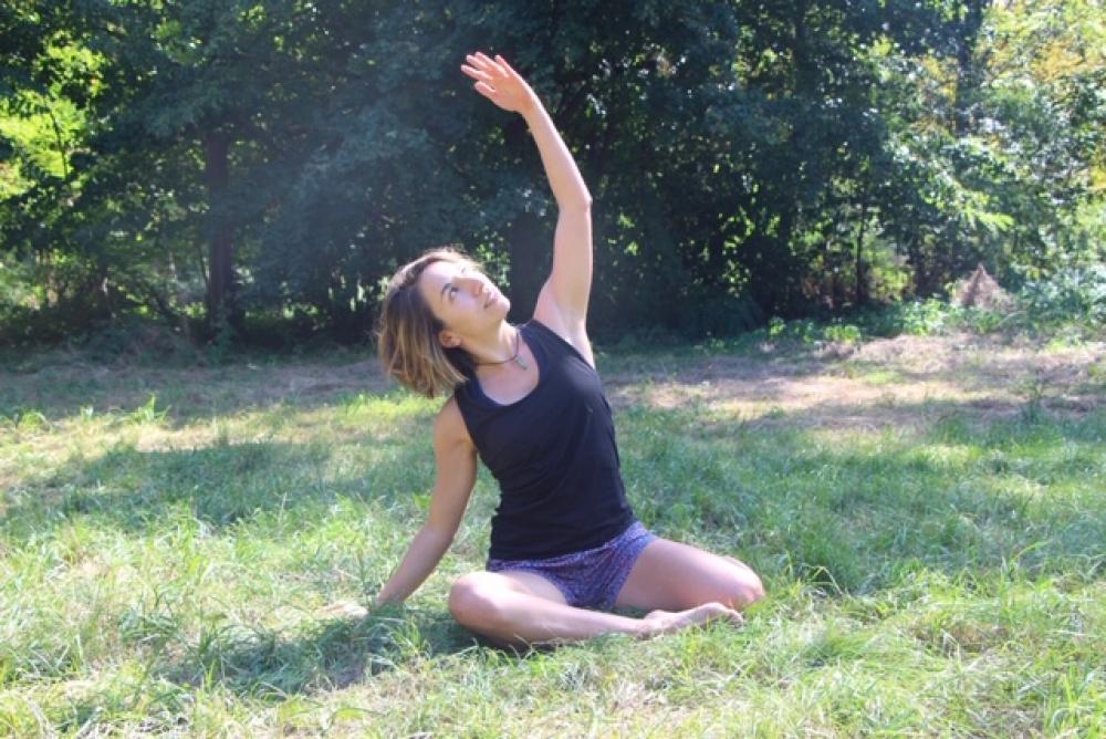 Cours de Pilates avec Harmonie - Paris 14e