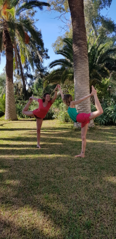 Cours de Pilates avec Alia - Paris 10ème