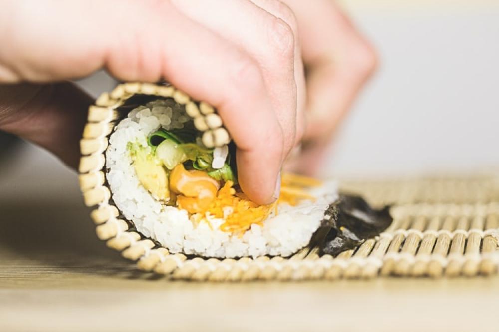 Atelier de cuisine japonaise : sushi, maki et california rolls