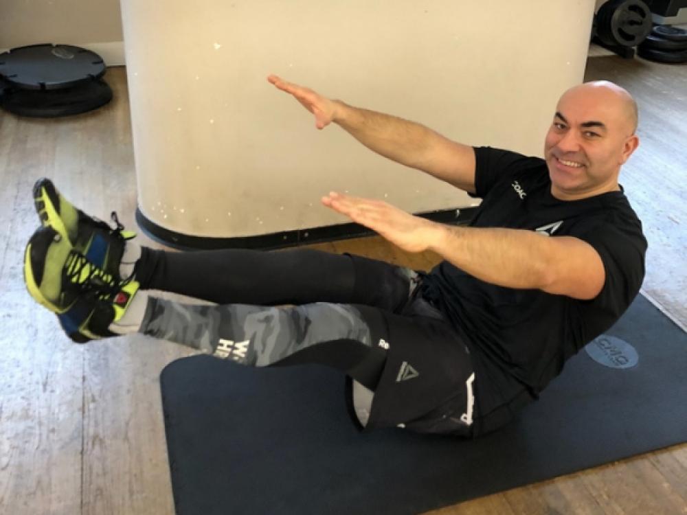 Cours de pilates personnalisés