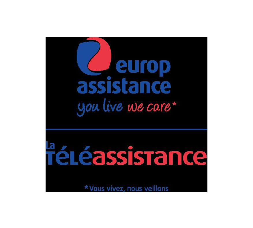 Logo de europ assistance