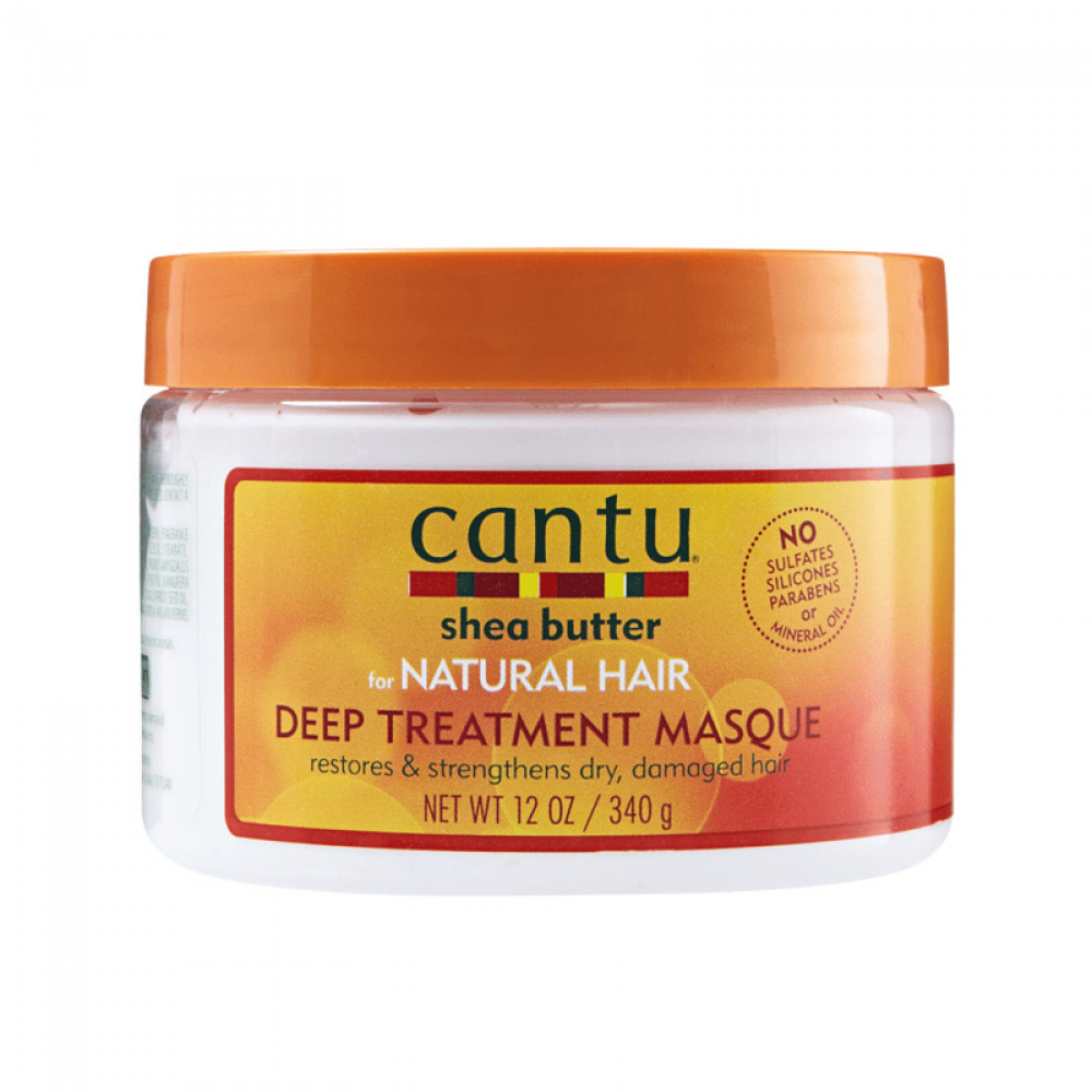 MASQUE REVITALISANT & HYDRATANT -  Natural Hair  Cantu