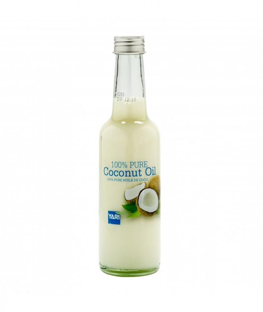 YARI - Huile de Coco - 100% naturel - 250 ml