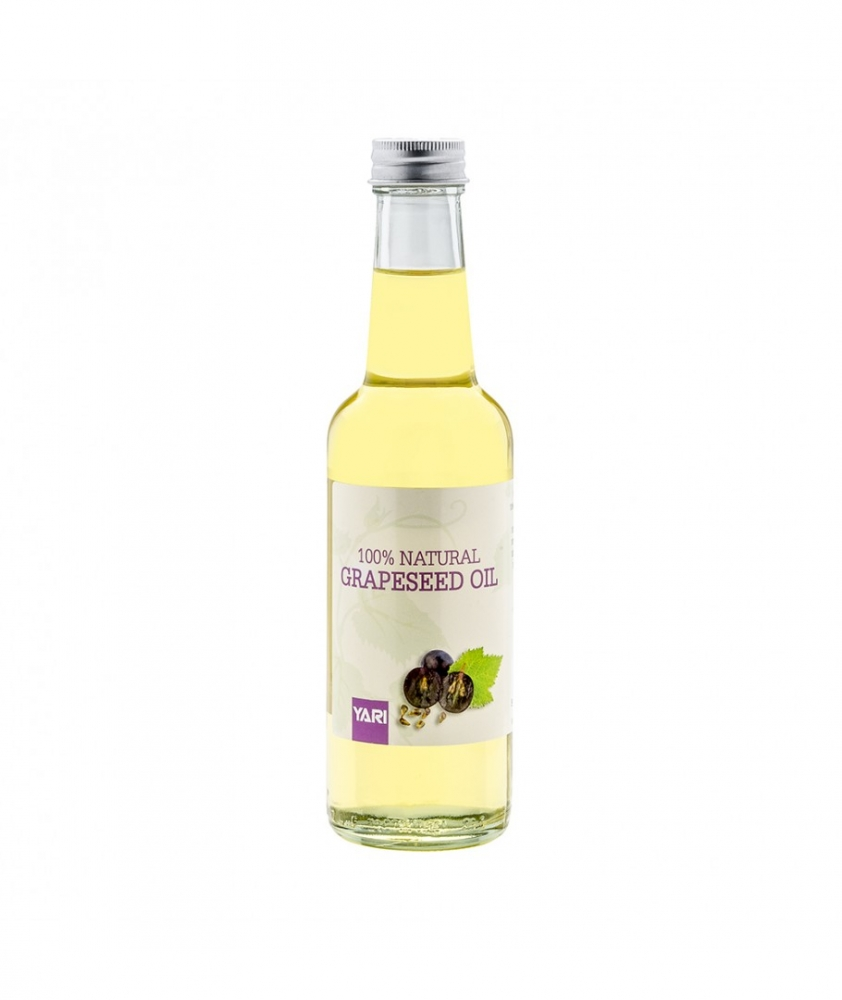 YARI - Huile de Pépin de raisin - 100% naturel