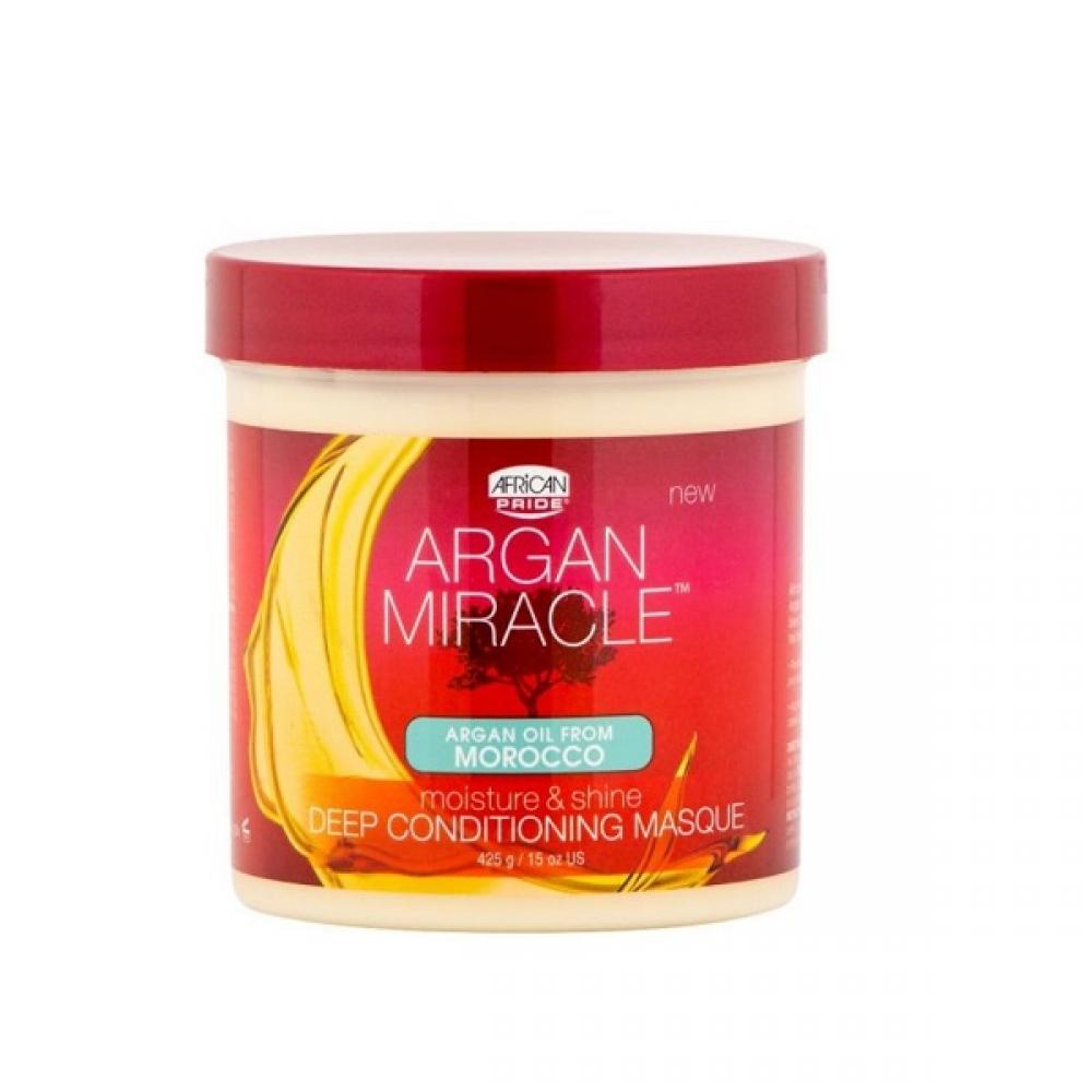 African Pride Argan Miracle Deep Conditioning Masque