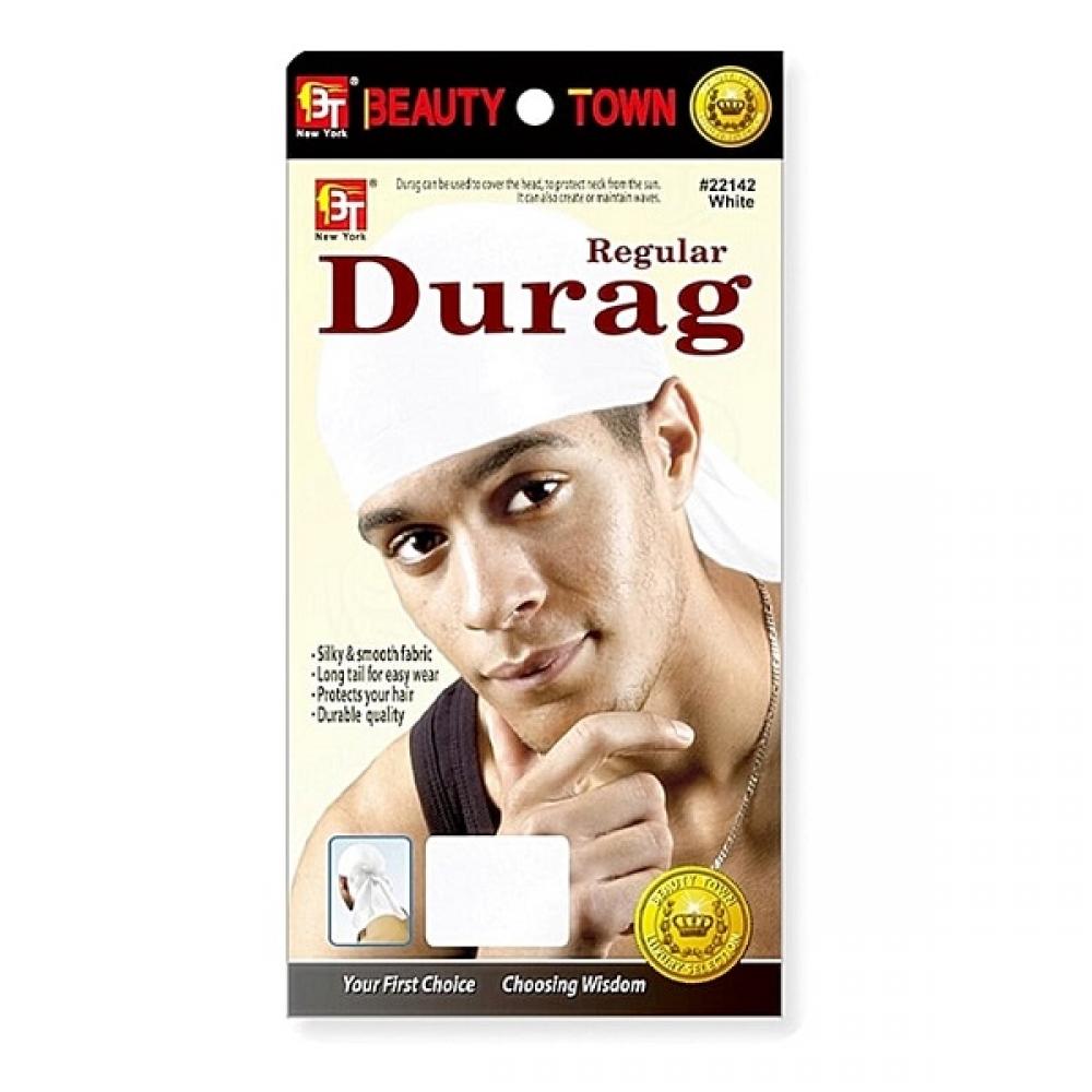 BT Regular Durag White #22142
