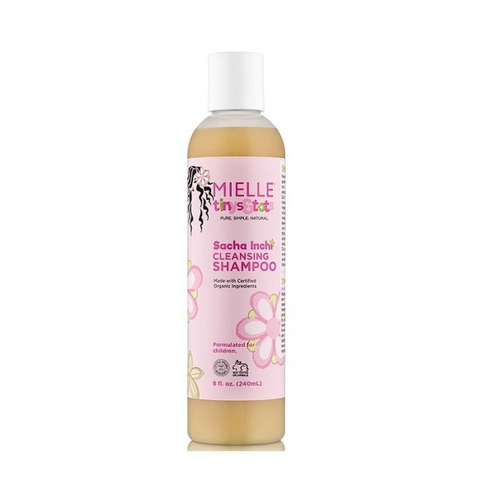 Mielle Organics Sacha Inchi Cleansing Shampoo