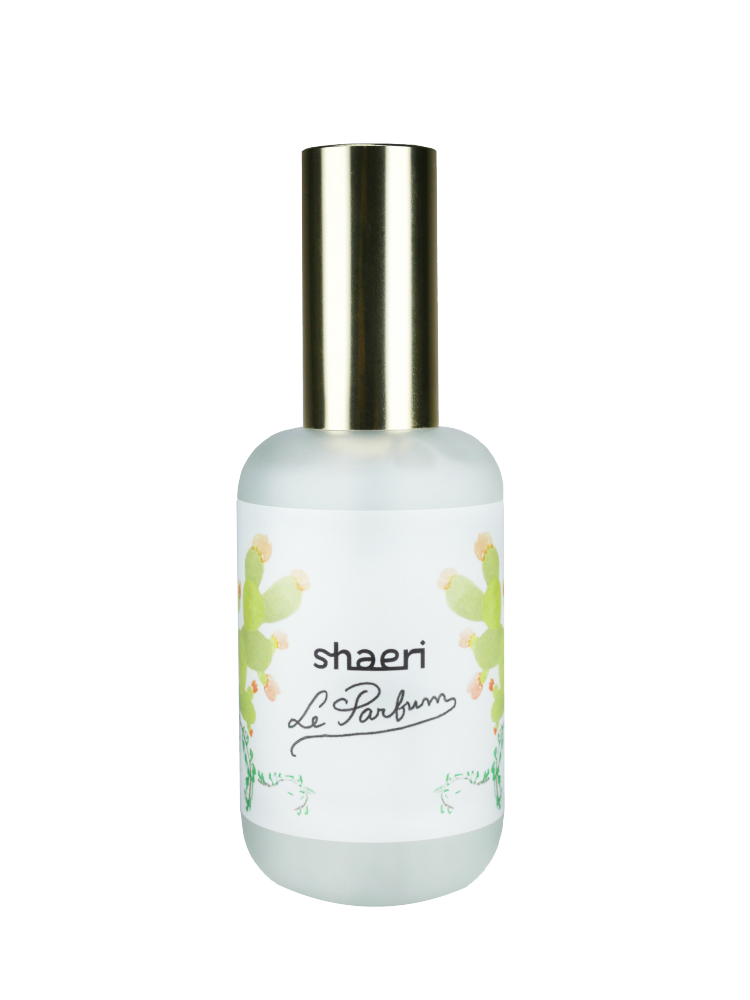 Le Parfum capillaire Shaeri