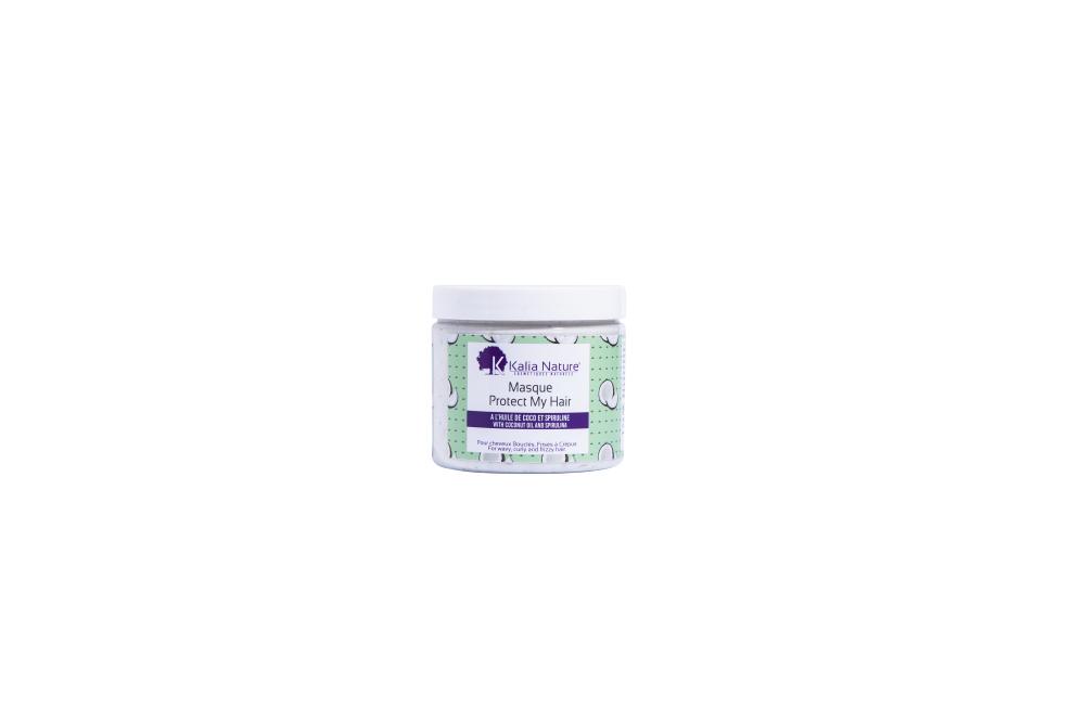 """MASQUE CAPILLAIRE PROTECT MY HAIR \""""COCO/SPIRULINE\"""" - 200ml"""