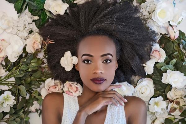 zawema femme cheveux crépus