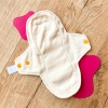 Pack découverte serviettes hygiéniques lavables « La Week'Up » I Flux normaux