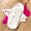 Lot de 5 serviettes hygiéniques lavables JOUR MAX LA WEEK'UP