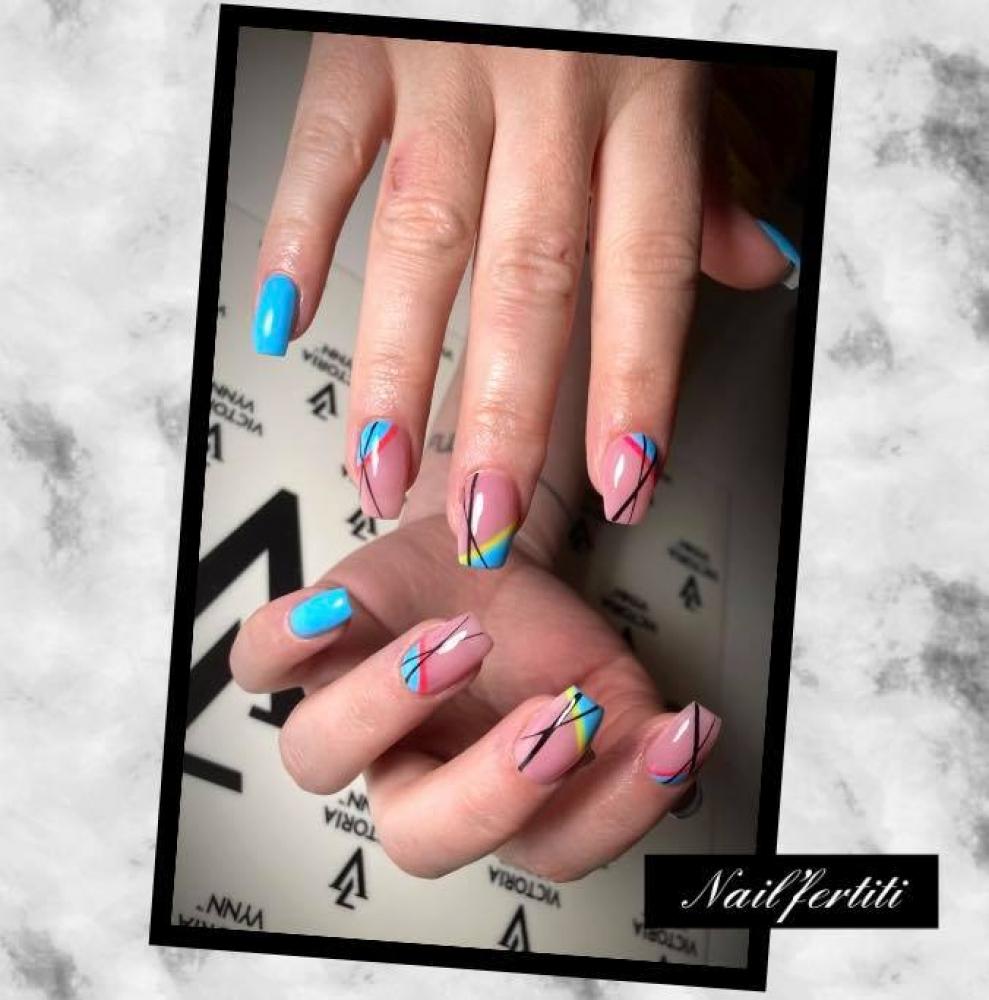 Gel sur ongles & Nail Art