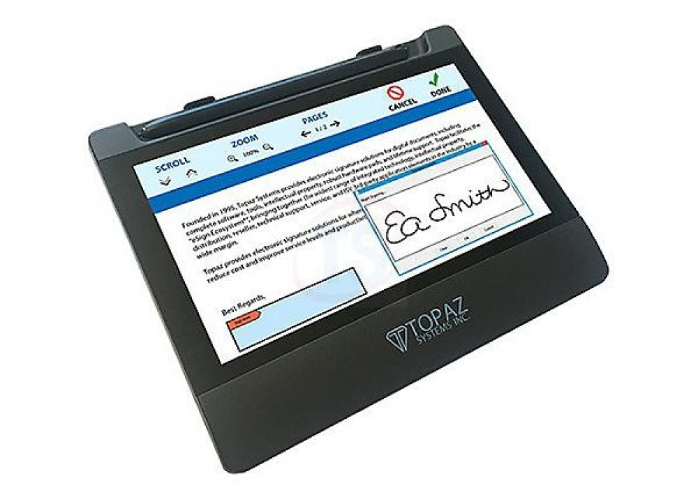 Topaz Gemview 7 Inch Display