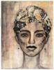 "\""Earth Goddess\"" Original Artwork"