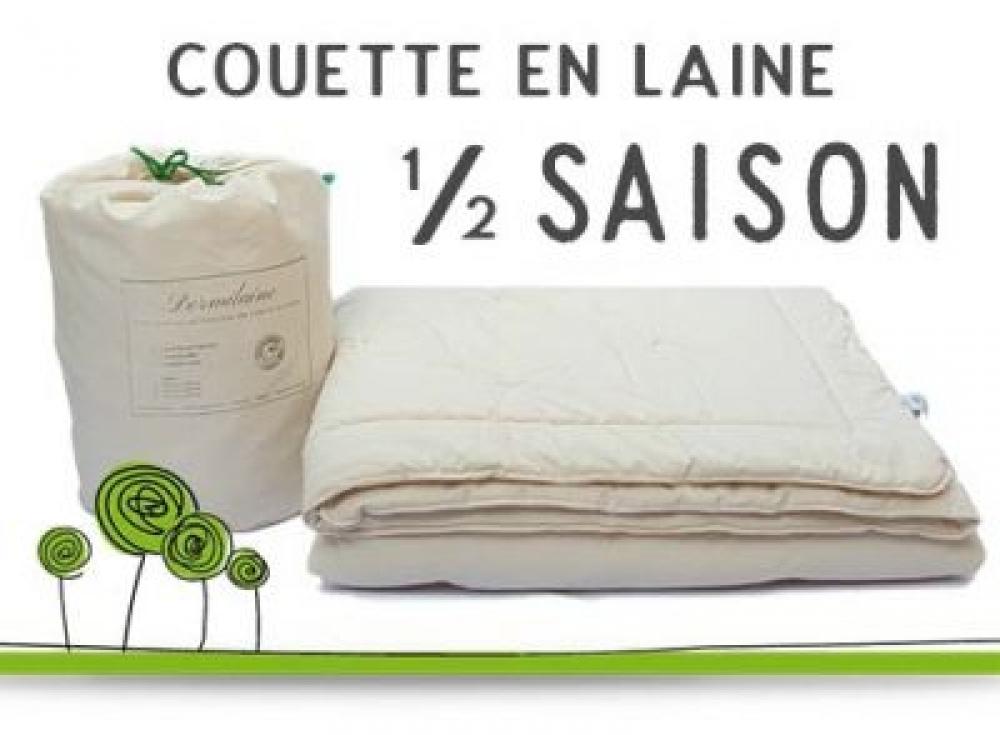 Couette 1/2 saison 240x260