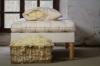 Paire d'oreillers en laine 60x60