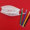 5 Masques de protection enfant  «DESSINE SUR TON MASQUE». Confection SPEC AFNOR S76-001:2020