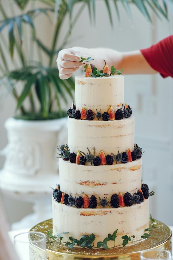 Gâteaux superposés