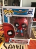 Funko pop Spider-Man homemade suit / Homecoming N°222