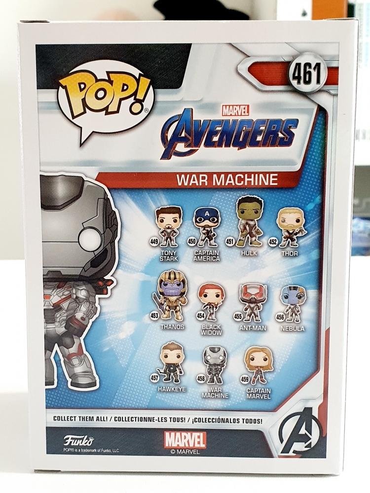 War machine exclu Amazon
