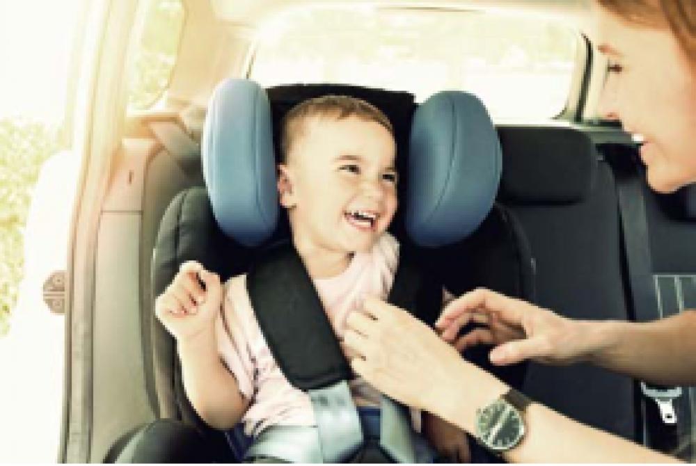 Virtual Car Seat Check