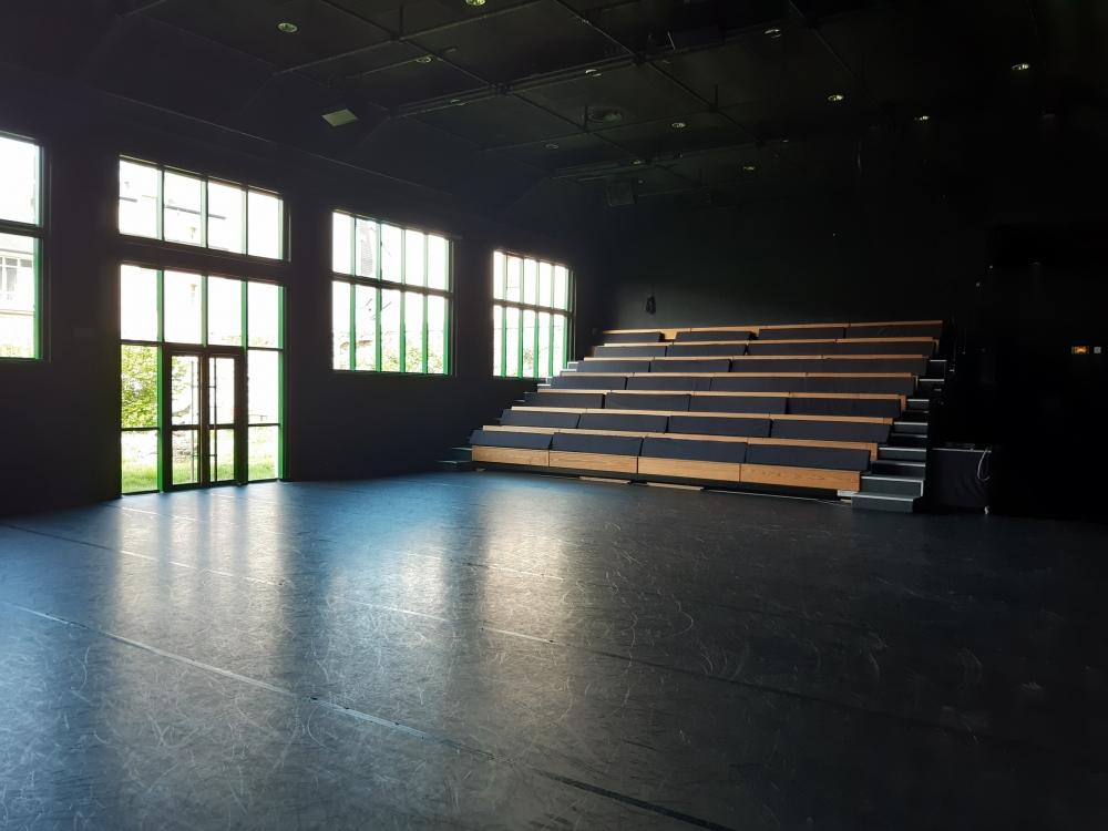 CCN de Rennes et de Bretagne / Grand studio - St Melaine