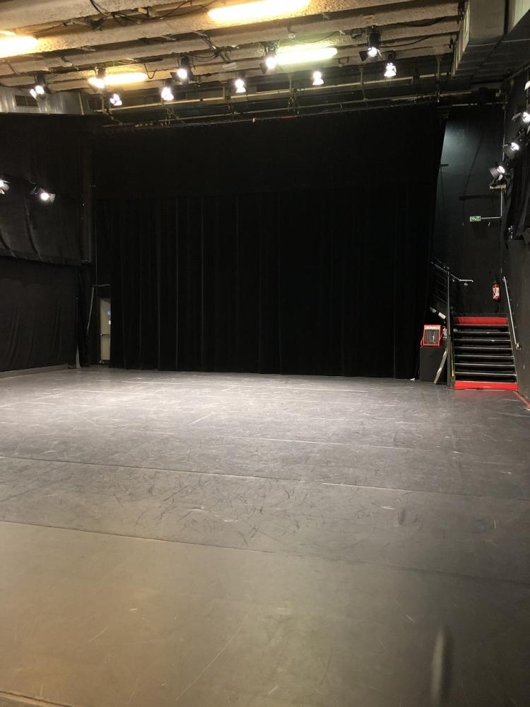 Chaillot Théâtre National de la Danse / Salle Maurice Béjart