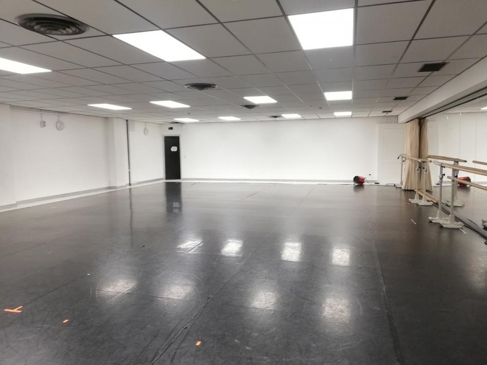 Chaillot Théâtre National de la Danse / Studio Gérard Philipe