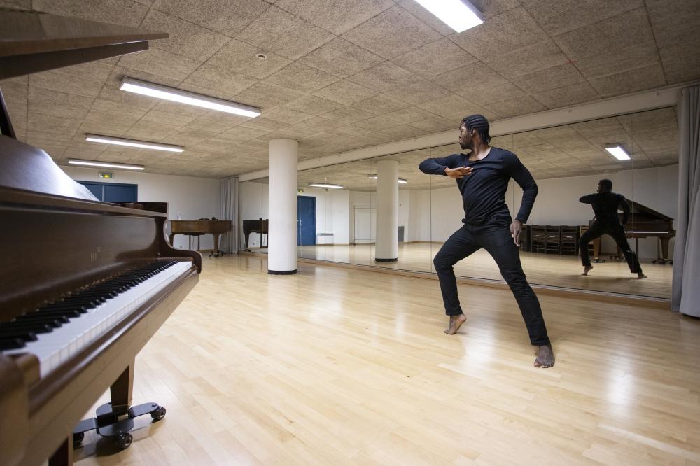 Cité internationale des arts / Studio 5 (danse)
