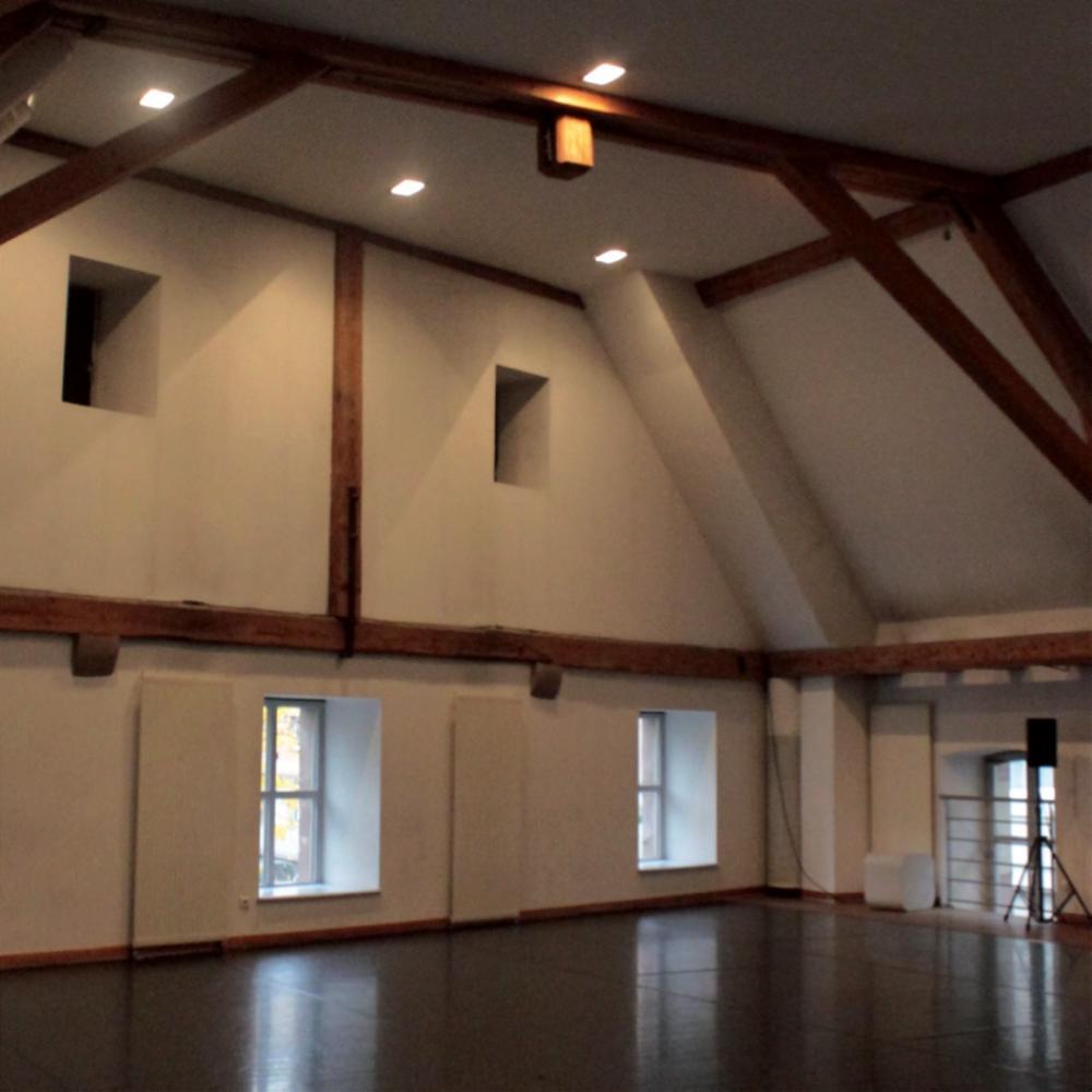 Viadanse - CCN de Bourgogne Franche-Comté à Belfort / Studio de danse