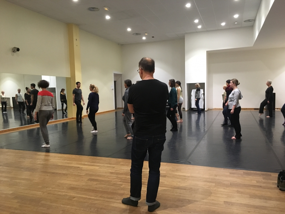 Théâtre Paul Éluard / Studio