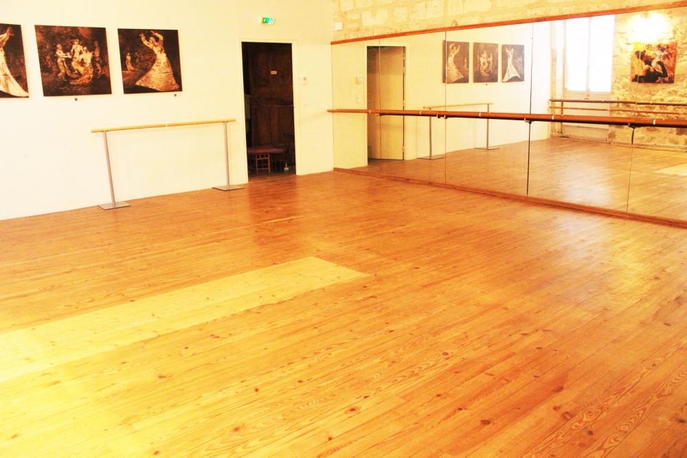 Théâtre Golovine / Studio de danse