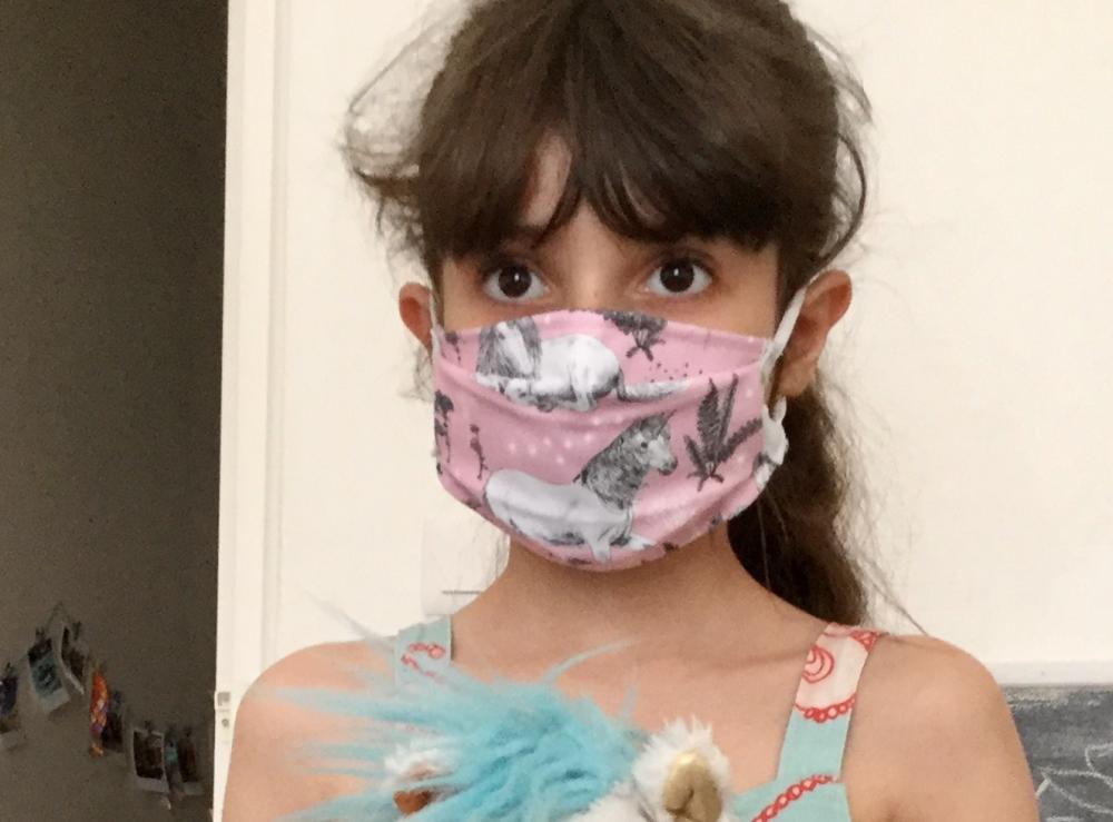 Masque alternatif enfant