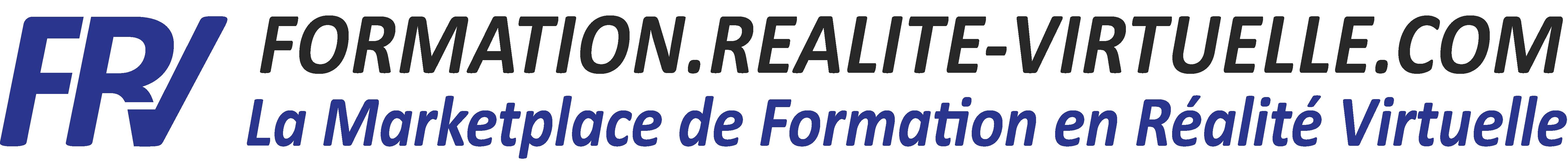 logo de la marketplace de formation en réalité virtuelle