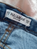 Jupe en jean bleu pull&bear taille S
